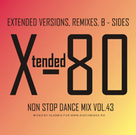 xtended 80 - Non Stop Dance Mix vol.43