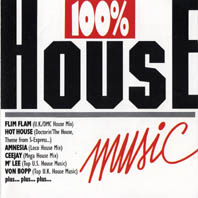 100% House Music