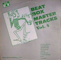 Beat Box Master Tracks Vol.4