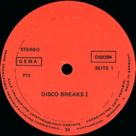 Disco Breaks 1