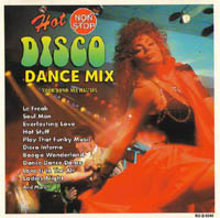 Hot Non-Stop Disco Dance Mix