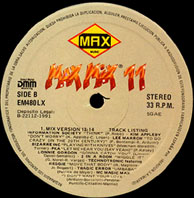 Max Mix 11 (LP Version) B